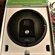 iRobot Roomba 980 Staubsauger Wifi