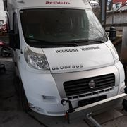 Wohnmobil Dethleffs Globebus T2