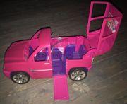 Barbie Auto ausziehbar