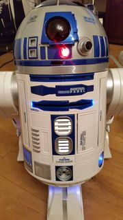 Star Wars R2-D2 DVD Projektor -