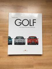 VW Golf Buch Fünf Generationen