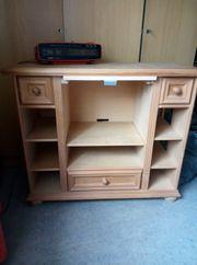 Computertisch Holz