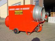 Warmlufterzeuger Heizung Heizer Jumbo 115 -