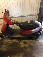 Moped an Bastler