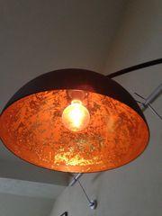 Bogenlampe dimmbar top modern