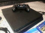 Playstation 4 Slim mit Quittung