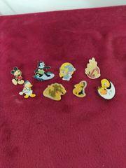 8 Pins Disney