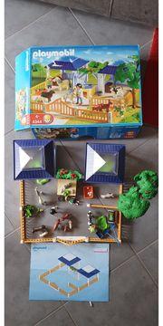 Playmobil Tierklinik 4343 Tierarztpraxis 4346