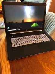 HP Laptop i7 vPro 17