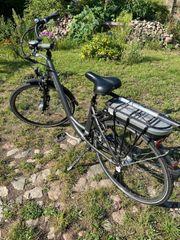 E-Bike preiswert zu verkaufen