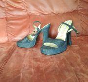 Luciano Fabri High Heel Sandalette
