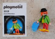 Playmobil Clown mit Akkordeon 3319 -