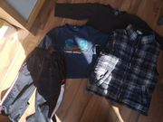 Kleiderpaket Jungen Größe 104