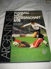 Fußball WM 1978 Argentinien Sport