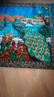 wandbehang teppich