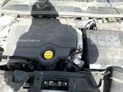 MOTOR Renault MEGANE SCENIC 2011