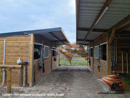 Pferdeboxen, Stellplätze - Aussenboxen Pferdestall Pferdeboxen Weidehütte Offenstall