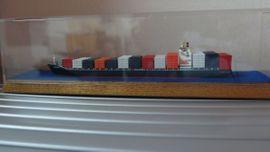 Schiffsmodell Containerschiff Adelheid S