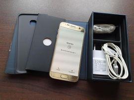 SAMSUNG Galaxy S7, mit Zubehör, gebraucht