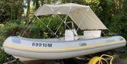 Festrumpfschlauchboot - Hypalon - 60 PS inkl