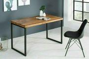 NEU Design Schreibtisch Elements Sheesham