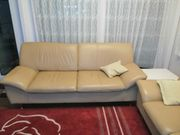1x 3er Sitz Sofa Garnitur