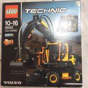 Lego Technic Bagger Nr 42053