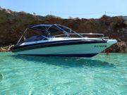 Offshore Bayliner2250 cobra V8