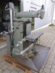 Fräsmaschine Universalfräsmaschine DECKEL FP2
