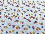 Vorhang für Kinder Pique weiß