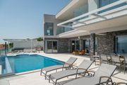 Designer Neubau-Villa mit traumhaften Meerblick