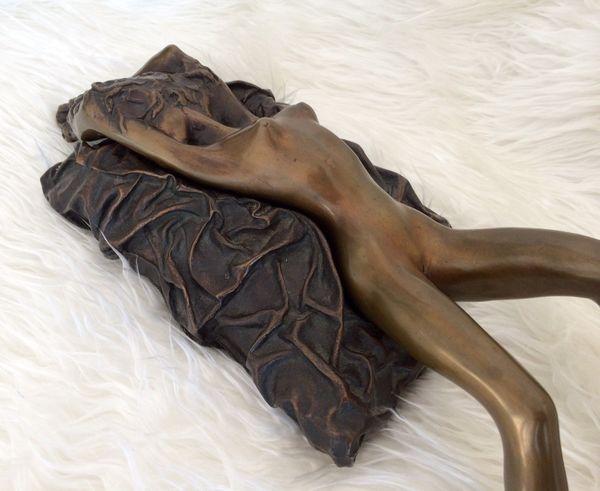 Bruno Bruni seltene Bronzeskulptur