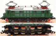 Modell-Eisenbahn-Sammlung 27 Loks 100 Waggons