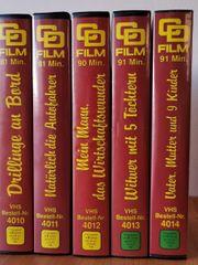 Heinz Erhardt 5 x Kinofilm