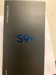 Samsung Galaxy S9 plus günstig