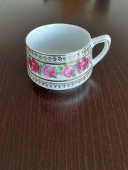 Sammlertasse Kaffeetasse Rosen