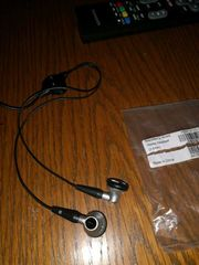 Original Black Berry Wired Headset