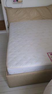 Bett mit Bettkasten1 40 x