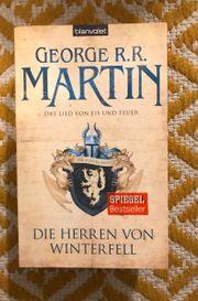 George R R Martin Game