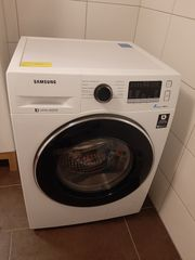 Mit Garantie - SAMSUNG Waschtrockner