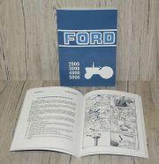 Ford Traktor Ford 2000 Ford