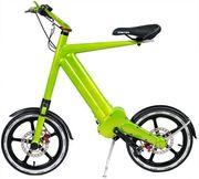 Car-Mate Pedelec E-Bike Grün bis