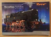 ROCO novelties 2021 catalogue
