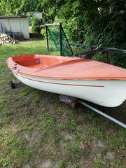 Segelboot Motor