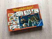 Was gehört dazu Puzzelspiel Ravensburger