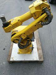 Fanuc robot M6iB SteuerungR-30iB TeachA05B-2301-C