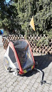 Fahrrad Anhänger Charriot Captain 2 -