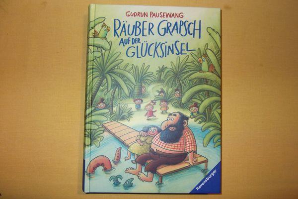 Kinderbuch Räuber Grapsch