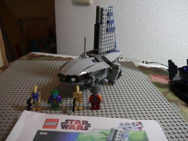 LEGO Star Wars Separatist Shuttle