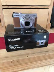 Digitalkamera Canon PowerShot G9X Mark